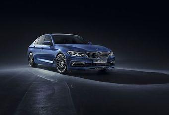 BMW Alpina B5 : 4 roues motrices #1
