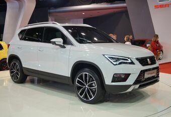 Seat: meer SUV's en meer high performance-modellen #1