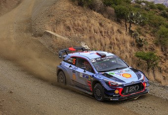 AutoWereld in WRC Mexico: derde plaats en winst in Power Stage voor Neuville - dagboek 5 #1