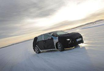 Thierry Neuville heeft de Hyundai i30 N getest in Zweden #1