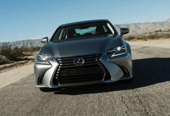 Lexus GS binnenkort verdwenen? #1