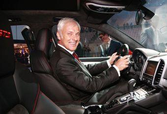 Balans en nieuwe strategie van de Volkswagen-groep #1