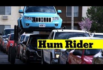 Hum Rider : remonteur de file #1
