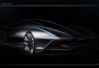 McLaren BP23 : hyper chère #1