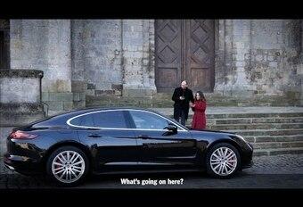 Origineel carpoolen met een Porsche #1