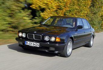 BMW: 40 jaar 7-Reeks in Essen #1