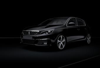 Peugeot 308 restylée : fuite d'images #1