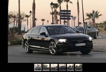 Audi A8 : le changement dans la continuité #1