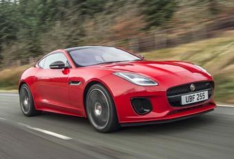 Jaguar F-Type krijgt binnenkort een viercilinder #1