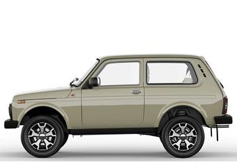 Lada viert 40 jaar Niva met speciale Anniversary-feesteditie #1
