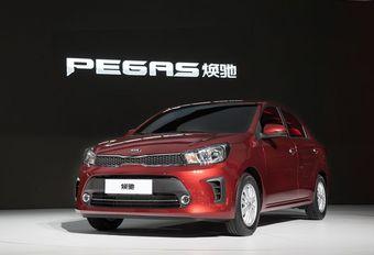 Kia présente 2 modèles pour la Chine à Shanghai #1