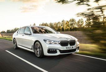 V12 BMW : des performances « choquantes » #1