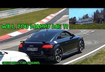 Huwelijksaanzoek op de Nürburgring #1