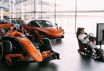 McLaren cherche gamer pour simulateur de F1 #1