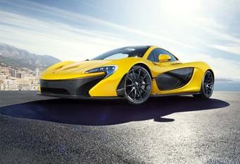McLaren : plein gaz… vers l'électricité ! #1