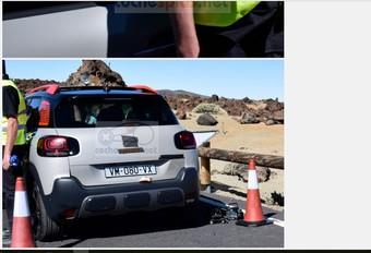 Citroën C3 Aircross : déjà les 1es photos ! #1