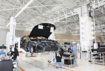 Lexus LC: productie is gestart #1