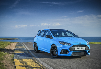 UPDATE: Toch Ford Focus RS500?  #1