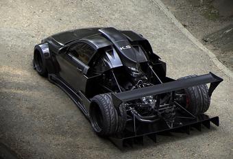 BMW M4 met Pagani-tech en AMG-motor?! #1