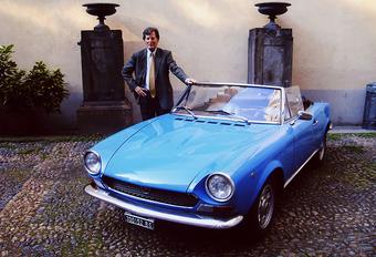 Designer Tom Tjaarda overleden, de man achter de 124 Spider, de Pantera en andere Ferrari's #1
