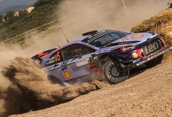 AutoWereld naar WRC Sardinië: Neuville meteen aan de leiding – Dagboek 1 #1