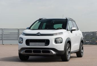 Citroën C3 Aircross: Zuivere cross-over SUV #1