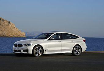 BMW 6-Reeks GT verandert van nummer #1