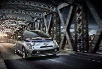 Abarth 695 Rivale: exclusief bommetje #1