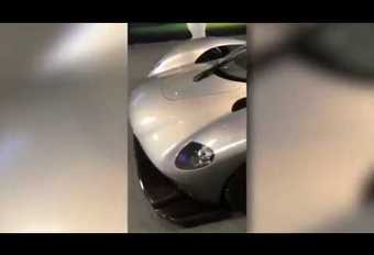 Aston Martin Valkyrie: eerste amateurbeelden #1