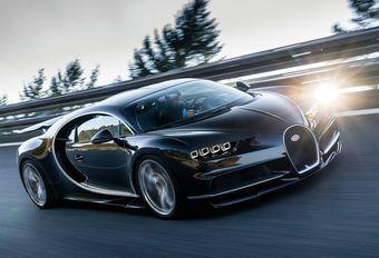 Bugatti Chiron: 500 km/h met de juiste banden #1