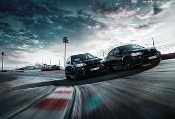 Black Fire voor BMW X5M en X6M #1