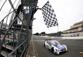 Maxime Martin wint echte DTM-triller op Norisring - met video #1