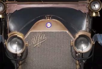 Alfa Romeo viert 107de verjaardag met een video #1