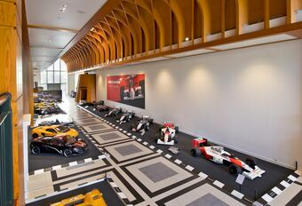 Exposition McLaren au musée Louwman (La Haye) #1