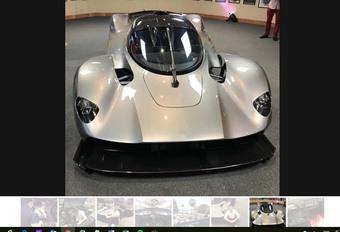 Aston Martin Valkyrie: speculanten uitgesloten #1