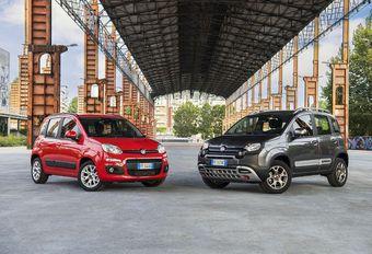Fiat Panda : gamme revue #1