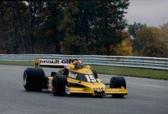 40 ans de Renault en F1 #1
