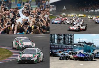 Druk autosportweekend: de winnaars en verliezers #1