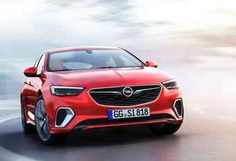 Opel Insignia GSi : outsider de l'OPC #1
