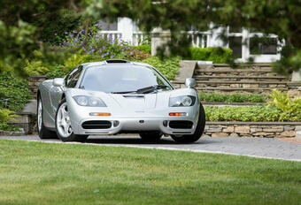 VIDÉO - La première McLaren F1 américaine aux enchères #1