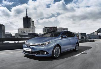 Toyota Auris: terug Corolla? #1