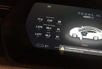 Tesla: 1078 km op één lading! #1