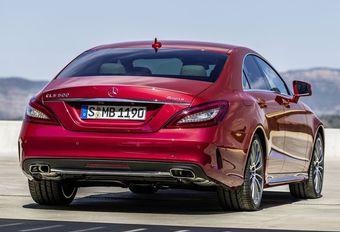 Mercedes-Benz CLS: 2 nieuwe motoren en een teleurstelling #1