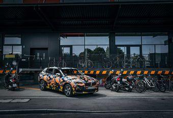 BMW X2 onthuld op lifestyle-website #1