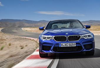 BMW M5 : 600 ch et un mode Drift #1