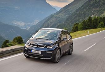 BMW i3: facelift en sportieve versie #1
