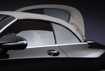 Mercedes Classe S Cabrio : facelift à Francfort #1