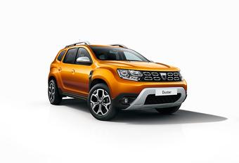 Nieuwe Dacia Duster laat zich zien #1
