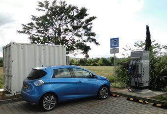 Renault : une deuxième jeunesse pour les batteries usagées  #1