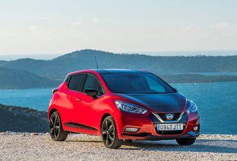 Nissan : un nouveau moteur essence pour la Micra #1